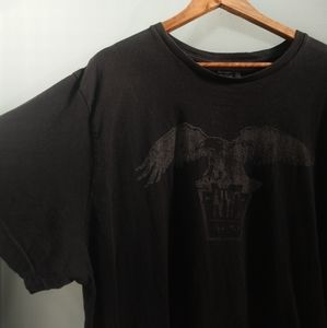5/25$ OLD NAVY men's graphic eagle shirt XXL